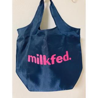 ミルクフェド(MILKFED.)のmilkfed  ミルクフェド エコバッグ (送料込)(エコバッグ)