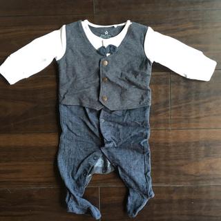 ネクスト(NEXT)のnext フォーマル ロンパース 60サイズ(セレモニードレス/スーツ)