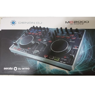 DENON MC2000 PCDJコントローラー(DJコントローラー)