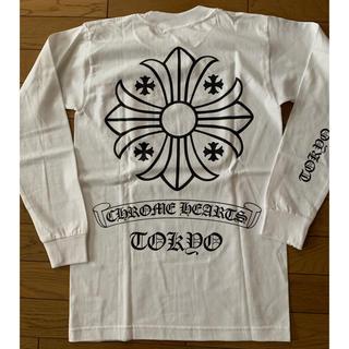 クロムハーツ(Chrome Hearts)の新品 Chrome Hearts  クロムハーツ ロンT(Tシャツ/カットソー(七分/長袖))