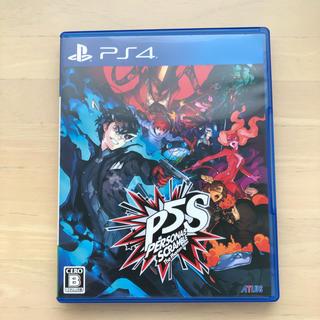 プレイステーション4(PlayStation4)のペルソナ5 スクランブル ザ ファントム ストライカーズ PS4(家庭用ゲームソフト)