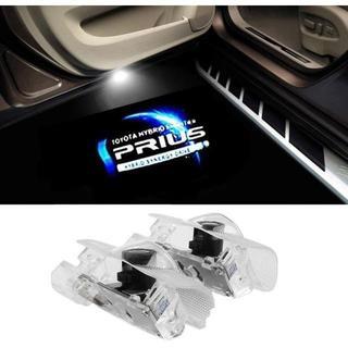 katsu LED カーテシライト ドアウェルカムライト カーテシランプ レー(タイヤ・ホイールセット)