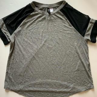 エイチアンドエム(H&M)のH&M Tシャツ  ヨガ スポーツ(ヨガ)