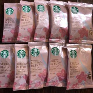 Starbucks Coffee - スターバックス スプリングブレンド 10個 オリガミ ドリップコーヒー