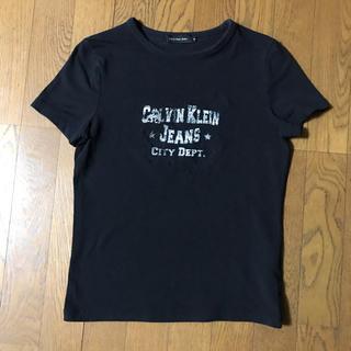 カルバンクライン(Calvin Klein)のCALVIN KLEIN Tシャツ(Tシャツ(半袖/袖なし))
