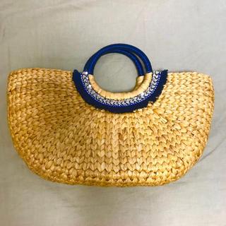 BEAUTY&YOUTH UNITED ARROWS - 【売切れ】刺繍入り かごバッグ