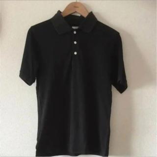 ヴィスヴィム(VISVIM)のvisvim ポロシャツ M 黒(ポロシャツ)