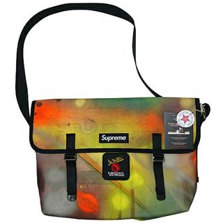 シュプリーム(Supreme)のSupreme DE MARTINI MESSENGER BAG ラメルジー(メッセンジャーバッグ)
