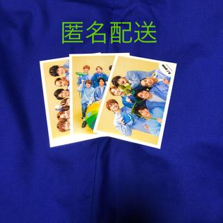 ジャニーズジュニア(ジャニーズJr.)のAぇ!group 公式写真 3枚セット(アイドルグッズ)