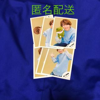 ジャニーズジュニア(ジャニーズJr.)の末澤誠也 公式写真 6枚セット(アイドルグッズ)