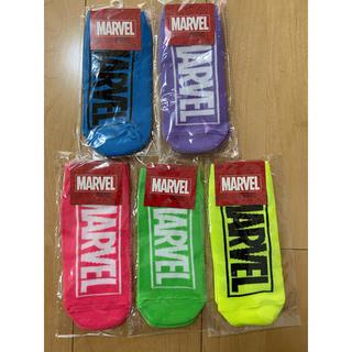 マーベル(MARVEL)の新品未使用❣️マーベル靴下 5足セット(ソックス)