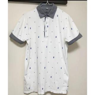 イッカ(ikka)のメンズ ポロシャツ Lサイズ 半袖 ikka (ポロシャツ)