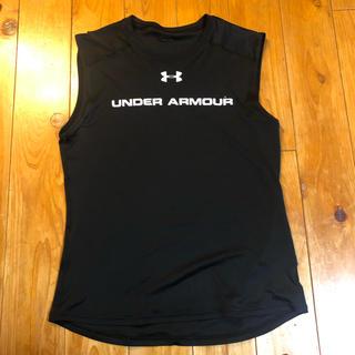 アンダーアーマー(UNDER ARMOUR)のアンダーアーマー ノースリーブシャツ(ウェア)