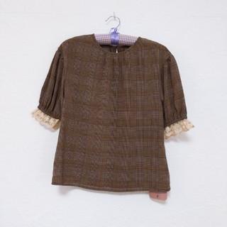 クチュールブローチ(Couture Brooch)のクチュールブローチ トップス(シャツ/ブラウス(半袖/袖なし))