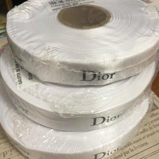 クリスチャンディオール(Christian Dior)のDior リボン 20mm 1ロール50m(ラッピング/包装)