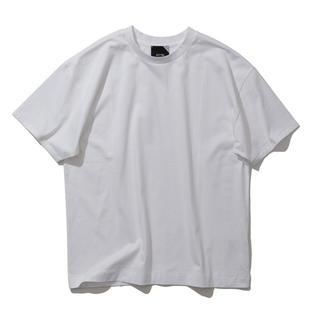 ATON エイトン SUVIN60/2 / オーバーサイズTシャツ 04(Tシャツ(半袖/袖なし))