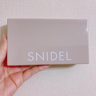 スナイデル(snidel)のSweet6月号付録 snidelメイクパレット(コフレ/メイクアップセット)