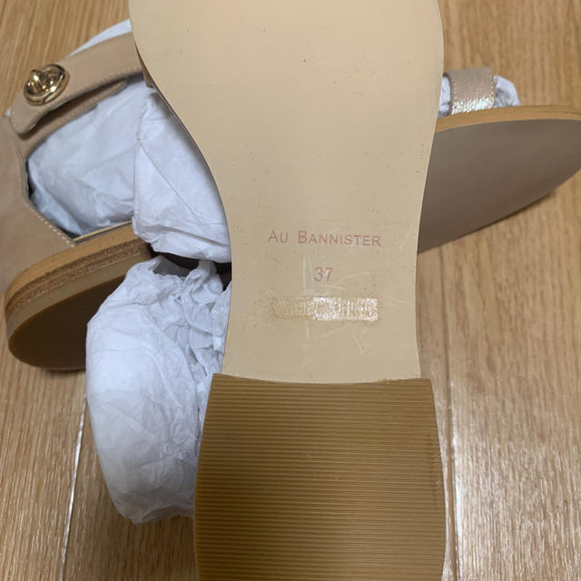 AU BANNISTER(オゥバニスター)のAU BANNlSTER サンダル レディースの靴/シューズ(サンダル)の商品写真
