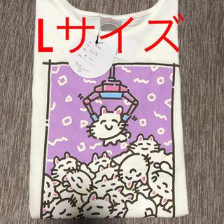 シマムラ(しまむら)のnqrse(なるせ) しまむらコラボ Tシャツ(その他)