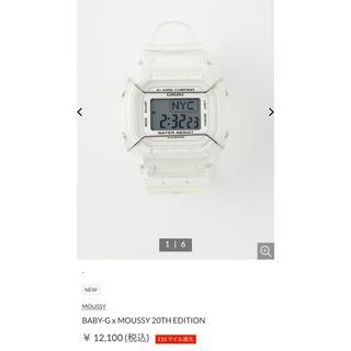 ベビージー(Baby-G)のマウジー    babyーG コラボ(腕時計)