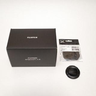 フジフイルム(富士フイルム)のFUJIFILM フジノンレンズ XF35mm F1.4 R(レンズ(単焦点))