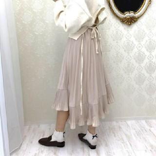 メリージェニー(merry jenny)のfelicita スカート(ひざ丈スカート)