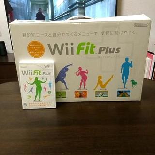 Wii - WiiFitPlus と バランスWiiボード