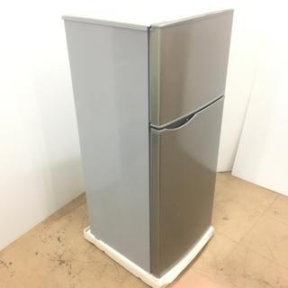 シャープ(SHARP)のシャープ 冷蔵庫 sj-h12d 118L 2ドア(冷蔵庫)