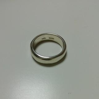 イーエム(e.m.)のe.m シルバーリング 17号 新品未使用品(リング(指輪))