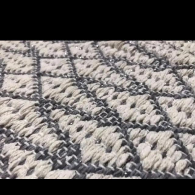 Francfranc(フランフラン)のフランフラン マルチマット  インテリア/住まい/日用品のラグ/カーペット/マット(玄関マット)の商品写真