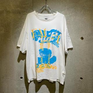 ファセッタズム(FACETASM)のFACETASM COLLAGE FACE BIG Tee HELL VNTG(Tシャツ/カットソー(半袖/袖なし))