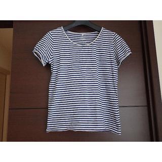 イッカ(ikka)のイッカ 半袖 Tシャツ Sサイズ(Tシャツ(半袖/袖なし))