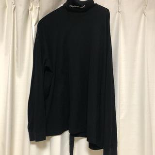 ピースマイナスワン(PEACEMINUSONE)のdude9系 peaceminusone タートルネック (Tシャツ/カットソー(七分/長袖))