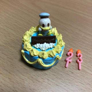 ディズニー(Disney)のミニチュア ドナルドケーキセット(ミニチュア)