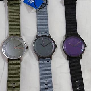 アディダス(adidas)の大特価3本セット★56100円→13800円★アディダス腕時計Distrct_W(腕時計(アナログ))