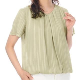 アオヤマ(青山)の洋服の青山 レディス半袖ブラウス(シャツ/ブラウス(半袖/袖なし))