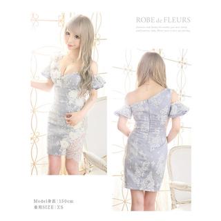 ROBE - ROBE de FLEURS ドレス ホワイト