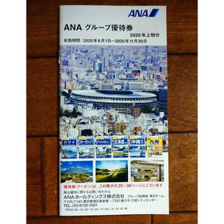 エーエヌエー(ゼンニッポンクウユ)(ANA(全日本空輸))のANA 全日本空輸 株主優待冊子 2020年上期分(航空券)