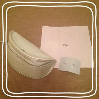 ディオール(Dior)のDior☆サングラスケース(サングラス/メガネ)