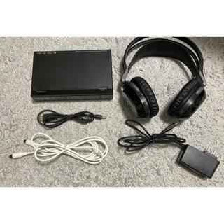 パナソニック(Panasonic)のPanasonic ワイヤレス 密閉型ヘッドホン RP-WF7(ヘッドフォン/イヤフォン)