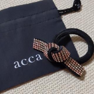 acca - ★限定カラー★acca ドレスポニー