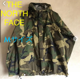 THE NORTH FACE - THE NORTH FACE   迷彩柄 マウンテンパーカー