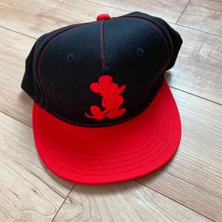 ディズニー(Disney)のディズニーランド ディズニー ミッキー キャップ 帽子 グッズ(キャップ)