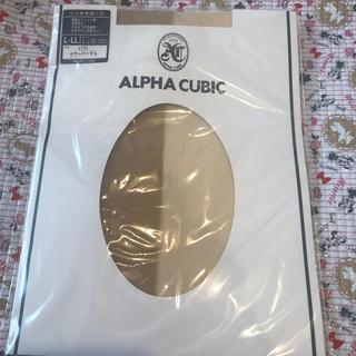アルファキュービック(ALPHA CUBIC)のストッキング(タイツ/ストッキング)