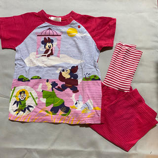 アカチャンホンポ(アカチャンホンポ)のディズニー ミッキーフレンズ 半袖 パジャマ 80(パジャマ)