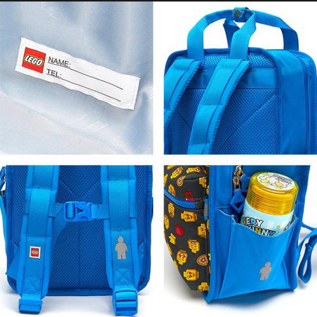 Lego(レゴ)のLEGO レゴ リュック キッズ バックパック キッズ/ベビー/マタニティのこども用バッグ(リュックサック)の商品写真