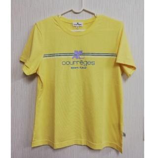 クレージュ(Courreges)のcourreges Tシャツ(Tシャツ(半袖/袖なし))