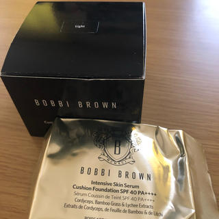 ボビイブラウン(BOBBI BROWN)のボビイブラウン インテンシブ スキン セラム クッション ファンデーション 03(ファンデーション)