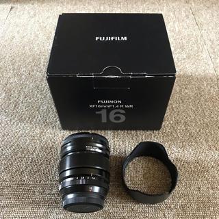フジフイルム(富士フイルム)の専用 FUJIFILM FUJINON XF 16mm F1.4(レンズ(単焦点))