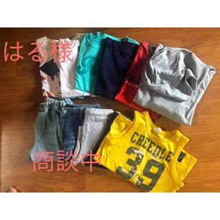 ディーシーシュー(DC SHOE)の男の子夏服140cmまとめ売り14点(Tシャツ/カットソー)